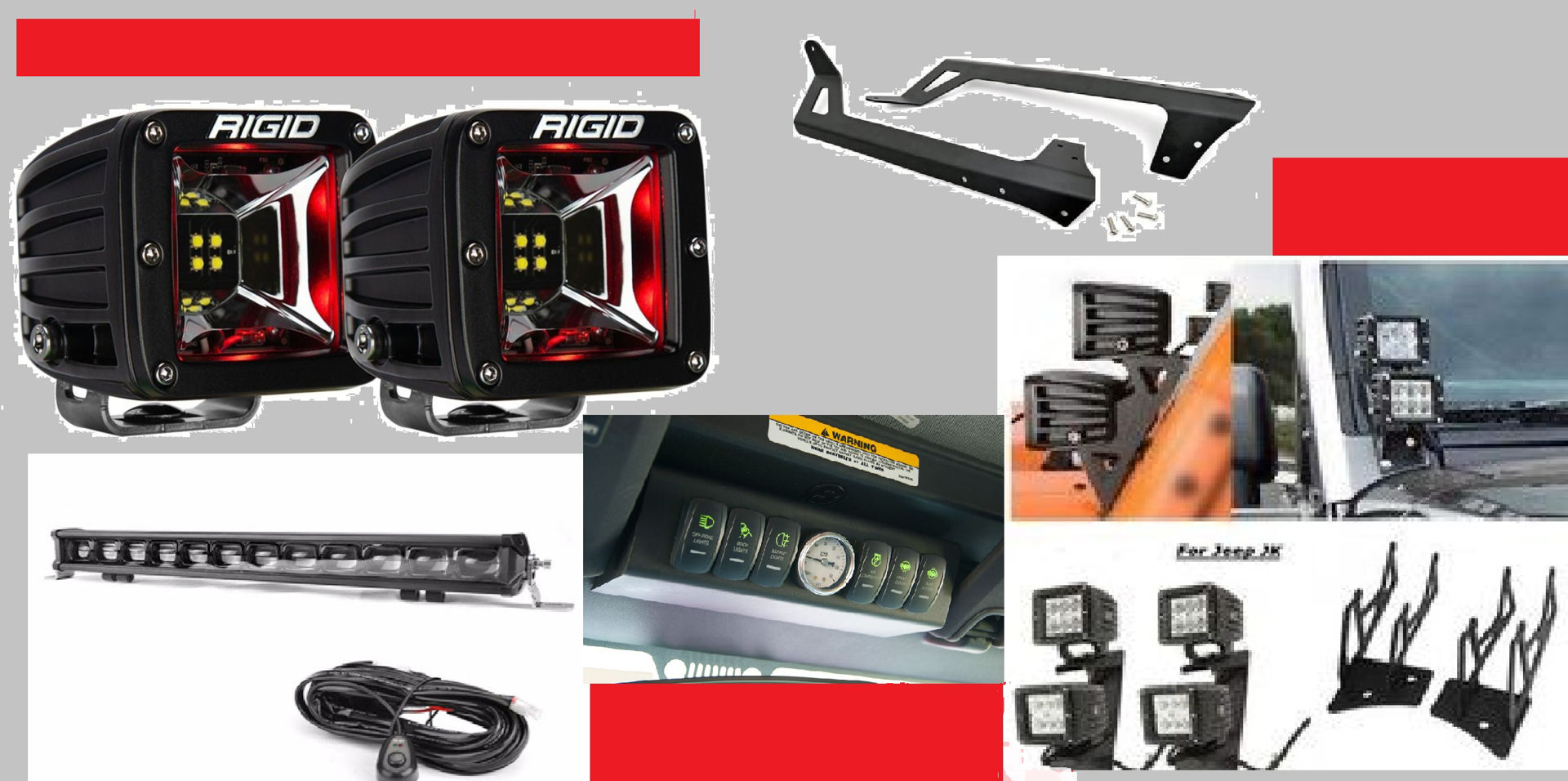 Picture for category Lights & Related Accessories