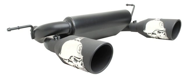 Picture of Performance Exhaust - Metal Stainless Steel Exhaust System