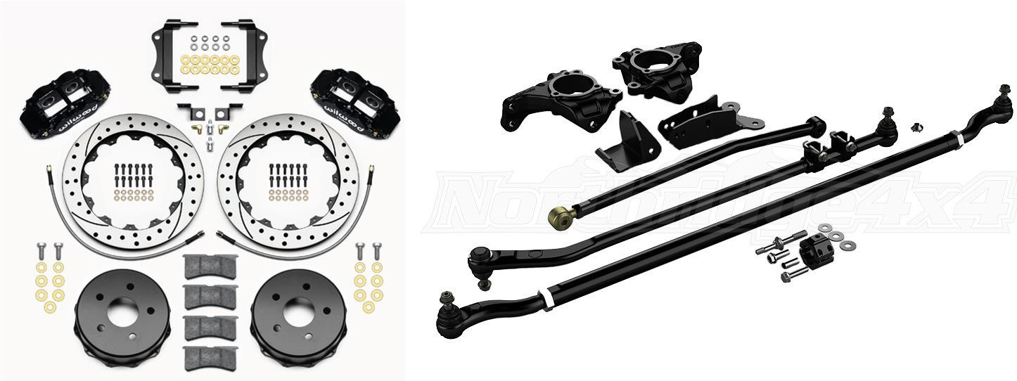 Picture for category Brakes & Steering