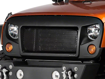 Picture of Spartan Grille - Satin Black