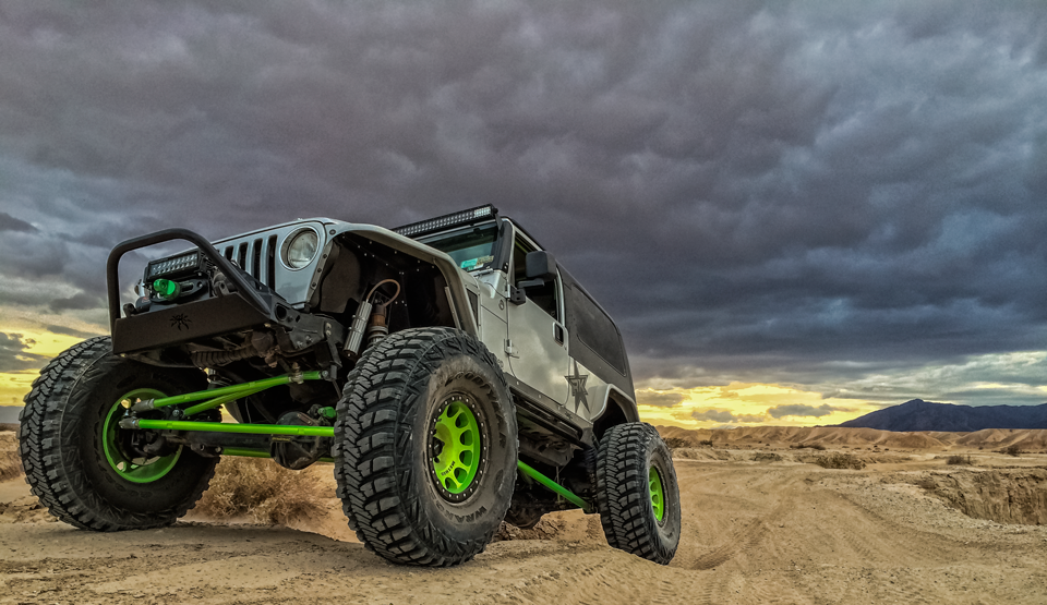Picture for category Wrangler Tj