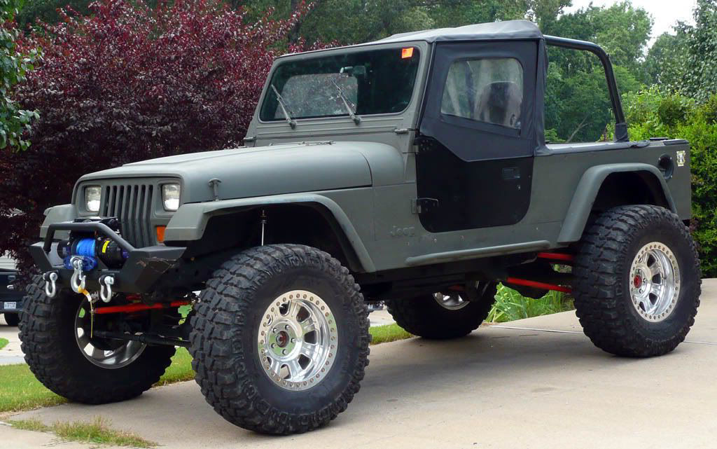 Picture for category Wrangler Yj