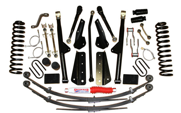 """Picture of Skyjacker 8"""" Long Arm Suspension Kit"""
