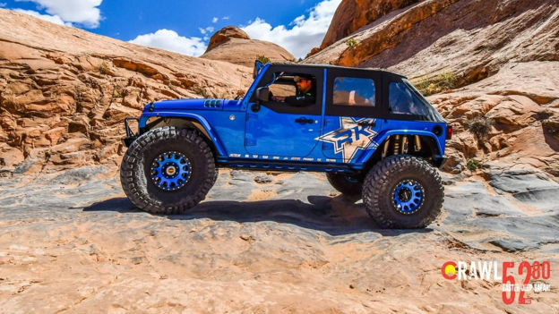 Picture of Rock Krawler 4.5 Inch X Factor X2 Trail Demon Long Arm System