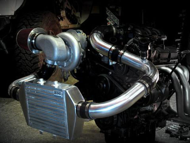 Picture of SUPERCHARGER SYSTEM