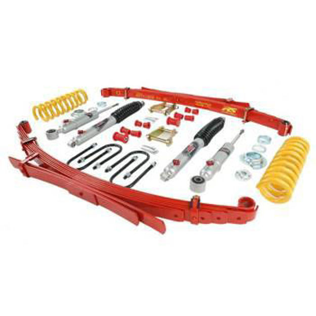 """Picture of Suspension kit Red Springs Lift 2"""""""