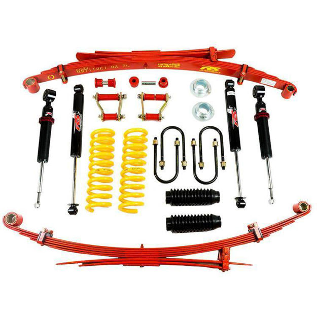 Picture of Suspension kit Red Springs Lift 2