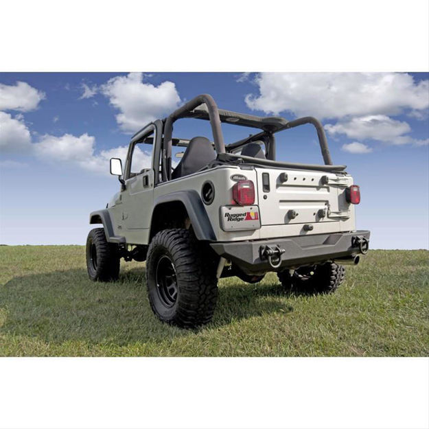 Picture of Rugged Ridge XHD Bumper Systems 11546.10