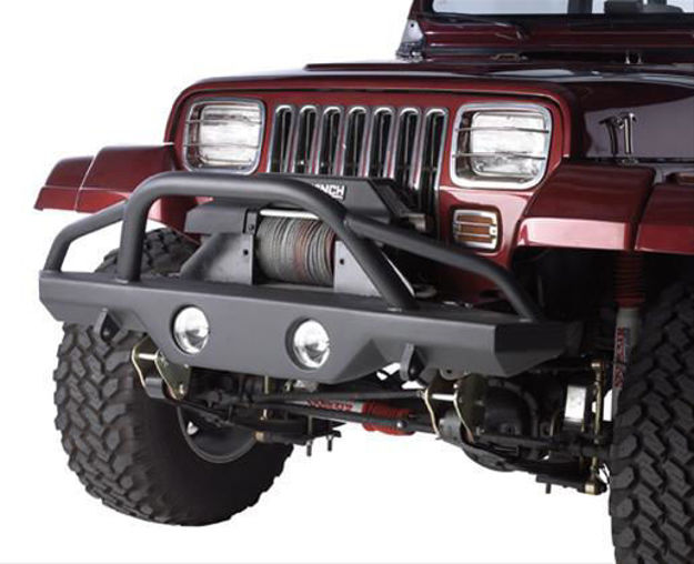 Picture of Rampage Recovery Bumpers 78510