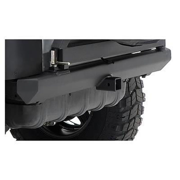 Picture of Smittybilt Rock Crawler Bumpers 76750