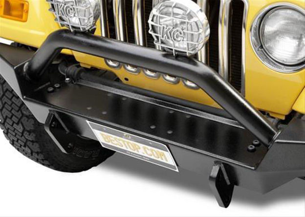 Picture of Bestop HighRock 4x4 Front Bumpers 44901-01