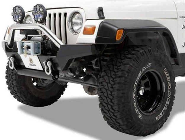 Picture of Bestop HighRock 4x4 High-Access Front Bumpers 44917-01